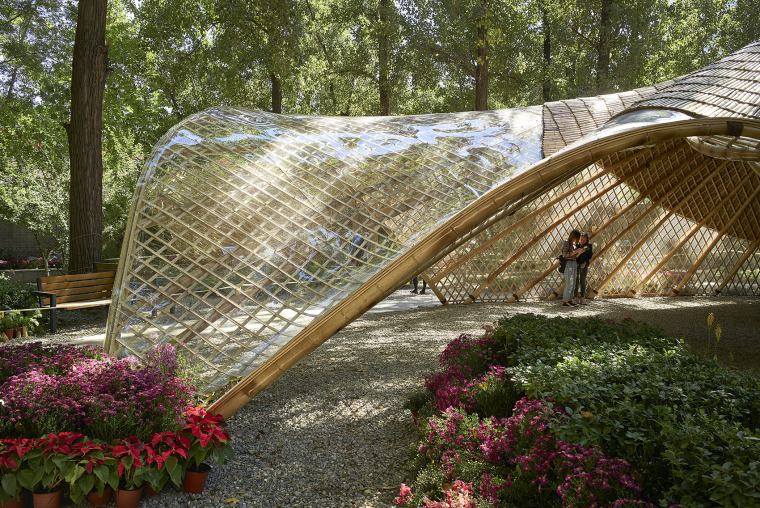 北京林业大学花园节信息亭-007-swirling-cloud-bulletin-pavilion-for-bjfu-garden-festival-by-sup-atelier