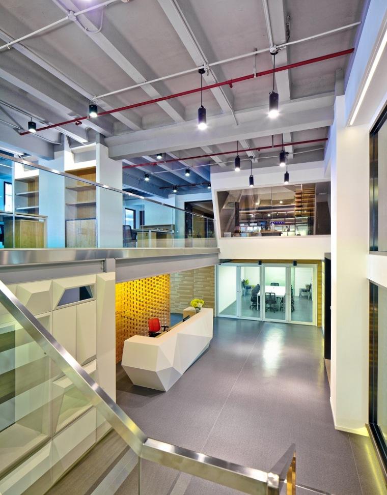 上海科瑞雅拓产业集团办公室_8