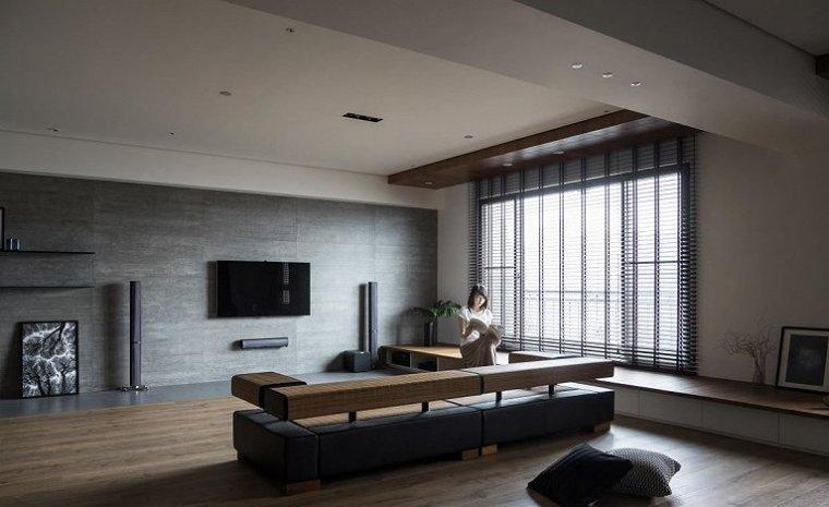 132㎡日式禅风住宅