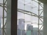 驳接玻璃肋支承点支式玻离幕墙技术解析