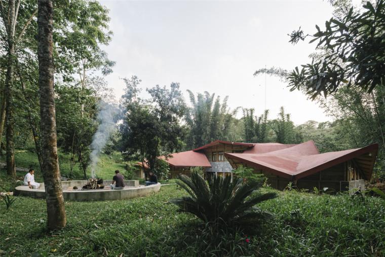 墨西哥Tosepankali旅馆