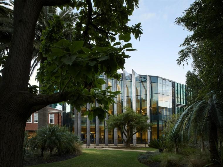 墨尔本大学生命科学系楼