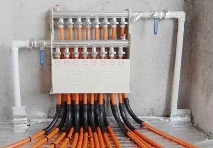 地暖分水器安装在什么位置好