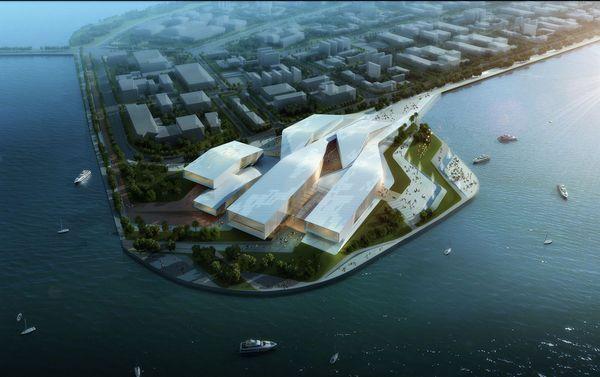 酒仙桥文化中心项目图纸