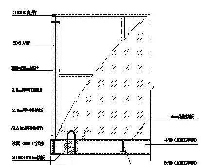 悬挑式卸料平台制作施工技术交底,有详细做法示意图!_3