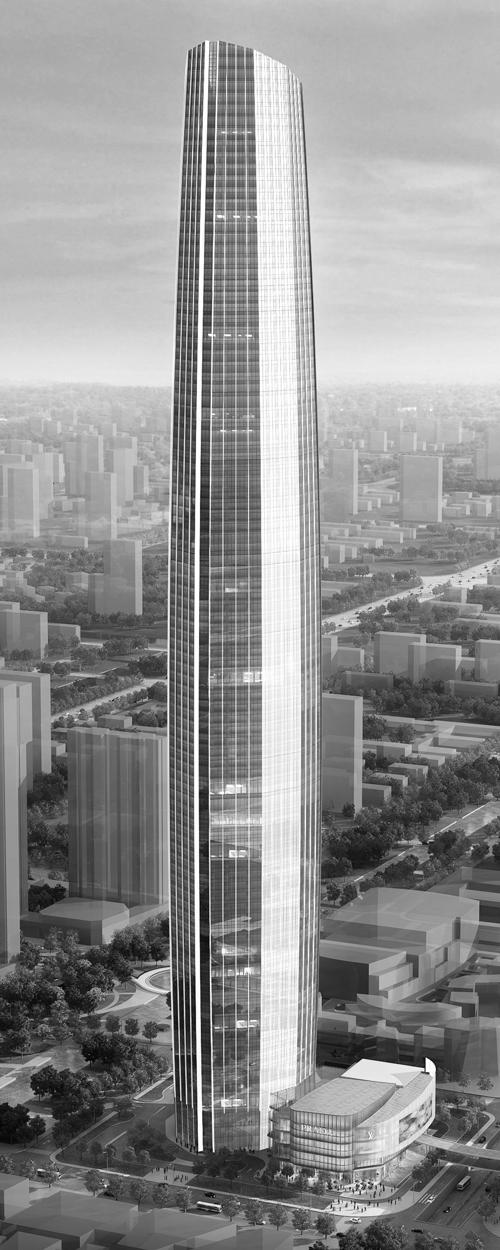 高层知名地产城市之光建筑施工图(含水暖电等专业图纸)