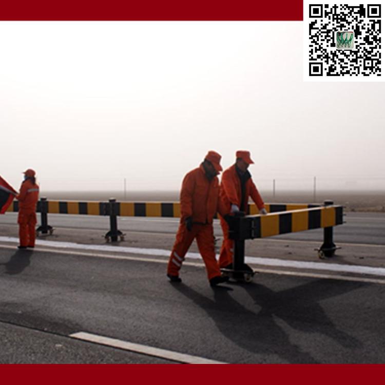 高速伸缩护栏:折叠式活动护栏@商丘折……-筑龙微博图片