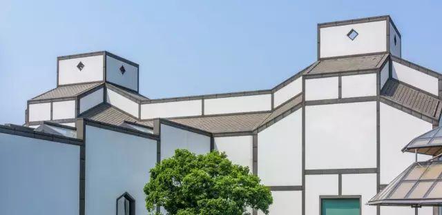 致敬贝聿铭:世界上最会用「三角形」的建筑大师_72