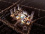 [浙江]影视文化中心广场规划设计方案