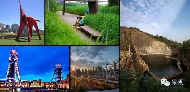 经典案例 ▏十大工业景观改造设计