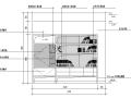 书房经典分空间CAD立面图库