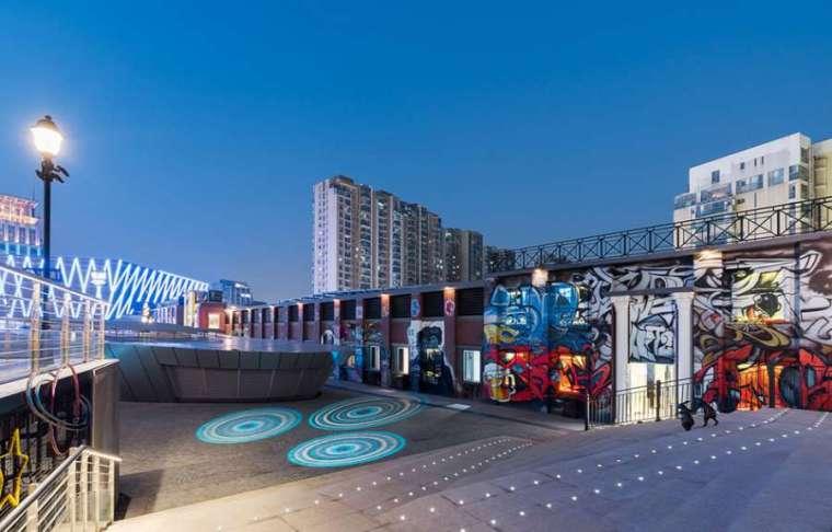龙湖滨江天街商业景观-14