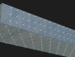 风管保温的制作过程三维动画