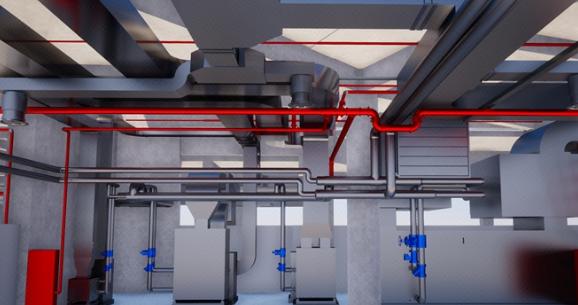BIM技术在医院给水排水工程设计中的应用