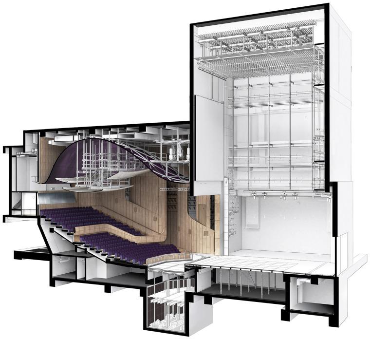 香港世界级舞蹈及戏剧艺术剧场-16