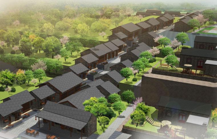 [山东]中国特色民宿TOP10——泰安乡村旅游规划设计方案文本
