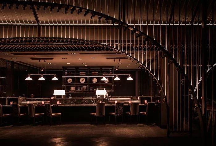 别找了,2018年最好看的餐饮空间设计都在这里了_3