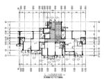 20层剪力墙结构住宅楼结构施工图(CAD、9张)