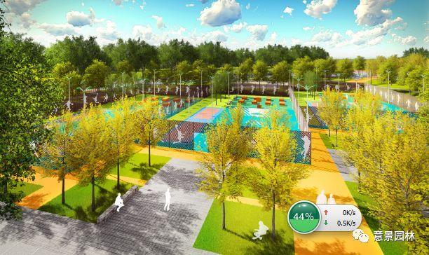 城市公园景观设计,让城市更有魅力_3