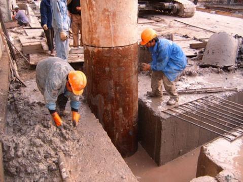 地下连续墙施工最容易出问题的五个地方