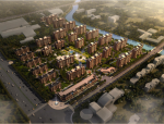 [上海]高层住宅及花园式洋房、联排式住宅建筑设计方案文本