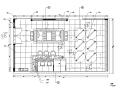混搭风格凯乐福玻璃全国连锁专卖店设计施工图(附效果图)