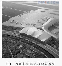 潮汕机场航站楼钢屋盖整体提升技术
