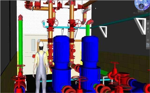 BIM机电模型建立全阶段详解(一)CAD图纸处理优化