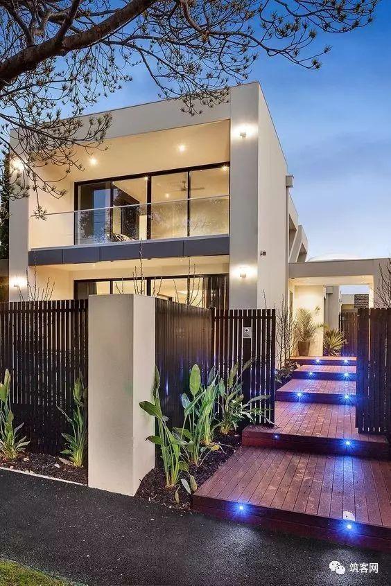 40款·简洁的现代别墅设计_27