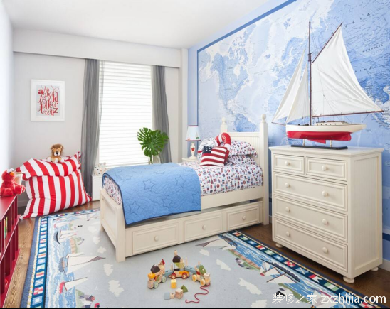 上海装修哪家公司好儿童房装修设计方案