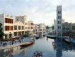 [海南]南洋风格国际旅游风情小镇景观规划设计方案