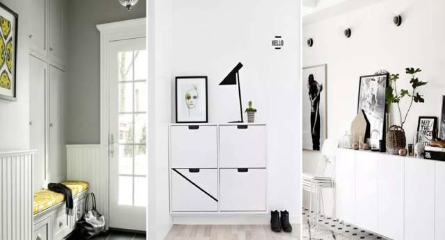 玄关鞋柜都这样美,设计师真是蛮拼的!