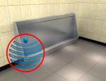 不锈钢小便池厕所—厕所神器