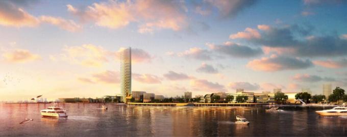 [福建]半岛景观概念性发展规划设计