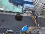 青岛在建地铁出现塌方,这样的锅我们设计不背!