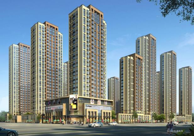 兰泰苹果园高层住宅楼钢结构设计-刘强