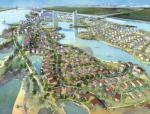 长沙月亮岛度假社区整体规划