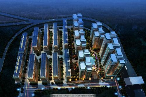 北京住宅及配套项目强电电气施工图