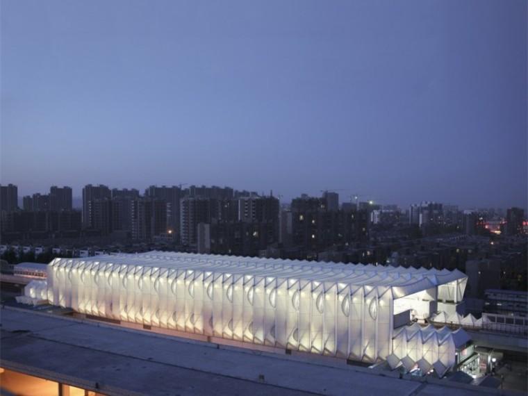 北京地铁西二旗站