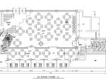[湖南]岳阳某餐厅连锁店室内CAD装修设计图