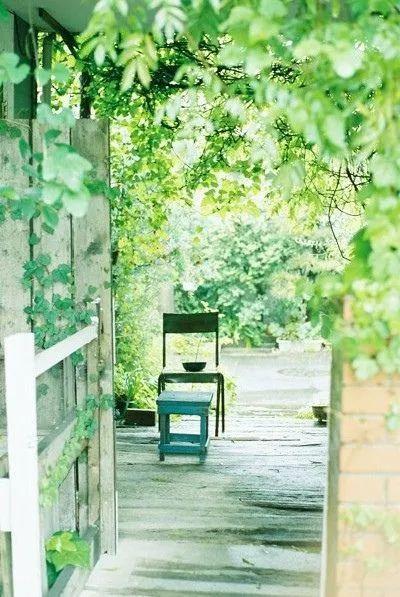 世界那么大,我却只想要个小院花开满园,自在从容……_4