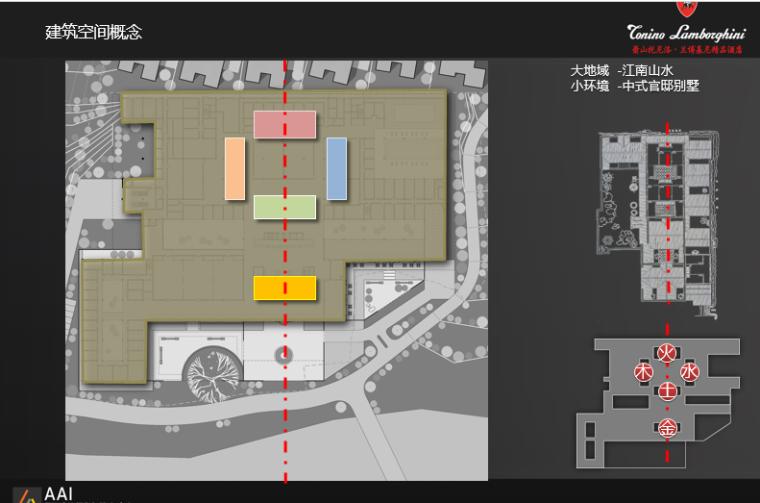 建筑空间概念
