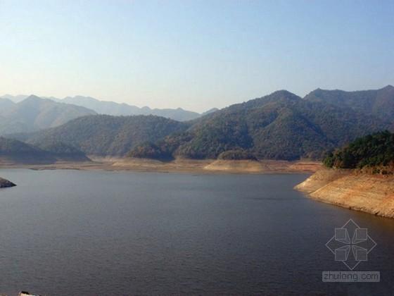 [江西]中型水库除险加固工程施工组织设计