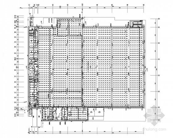 [重庆]丙类厂房给排水施工图纸
