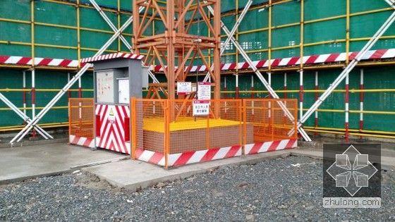 如何根据施工周围的环境选择塔吊基础形式?