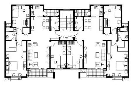 """""""神人设计""""超精细化的玄关卧室,设计师又屌了!"""