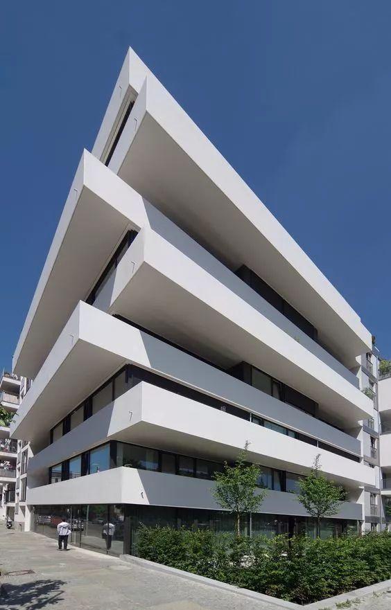 建筑造型欣赏-横向关系30例_30