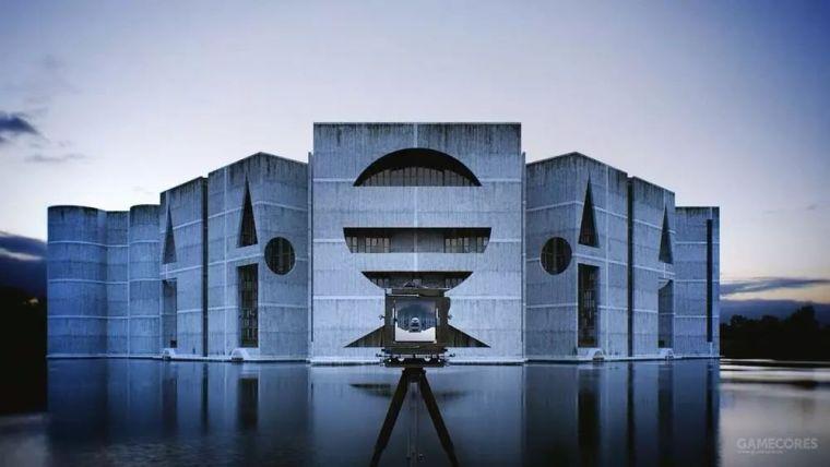 结构细部的建筑逻辑