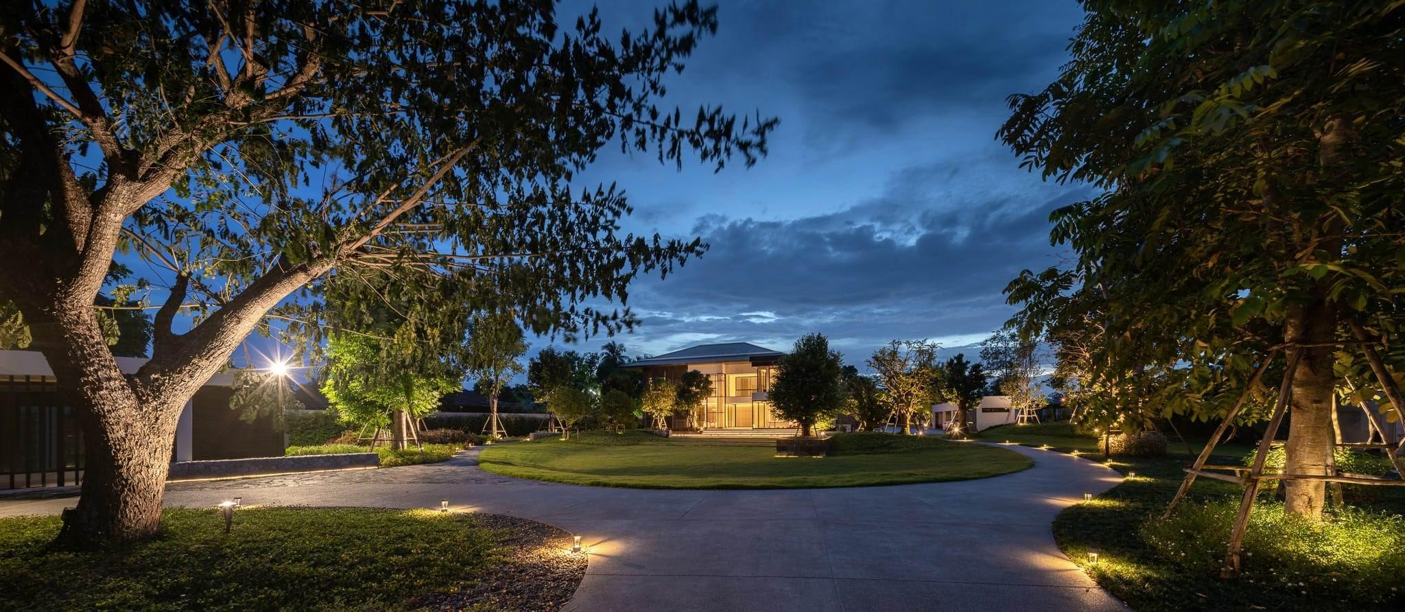泰国碧武里W私人住宅景观-21