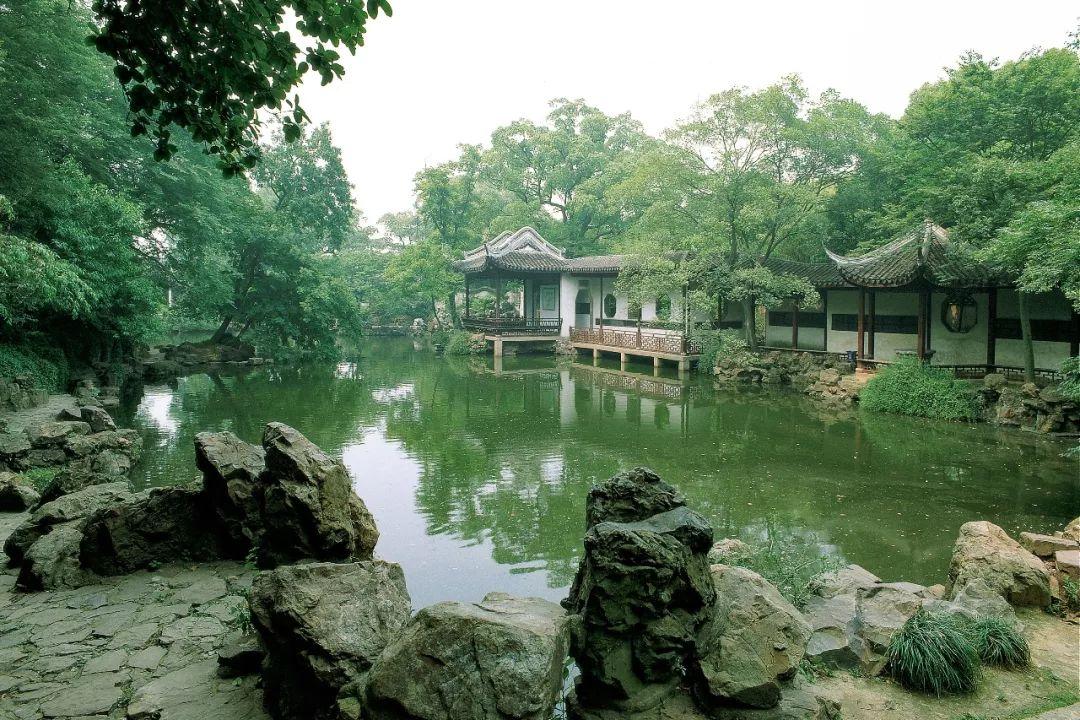 他花50年研究园林:中国人的世界观,都在这里了